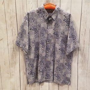NWOT NEVER WORN Tori Richard of Hawaii Dress Shirt